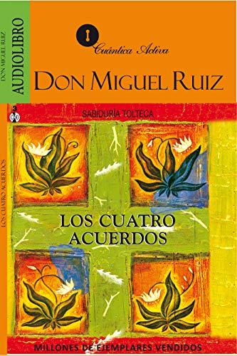 9786070019524: Cuatro Acuerdos (English and Spanish Edition)