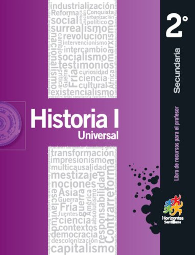 9786070107917: HISTORIA UNIVERSAL 1 HORIZONTES SECUNDARIA