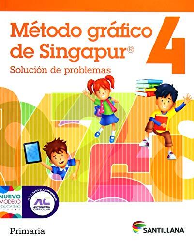 9786070110931: 4Pri Método Grafico De Singapur Edición 2012