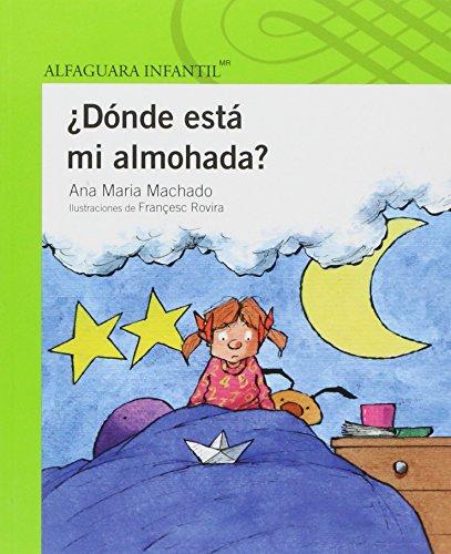 9786070114991: ¿Dónde está mi almohada? (Verde) (Spanish Edition)