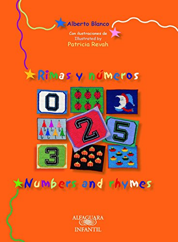 9786070115479 Rimas Y Nmeros Bilingual Edition Bilingual Books