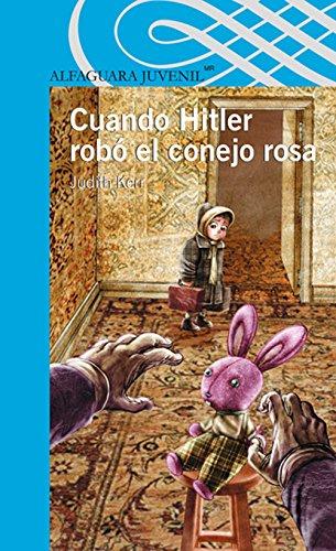 9786070115813: Cuando Hitler robó el conejo rosa (Spanish Edition)