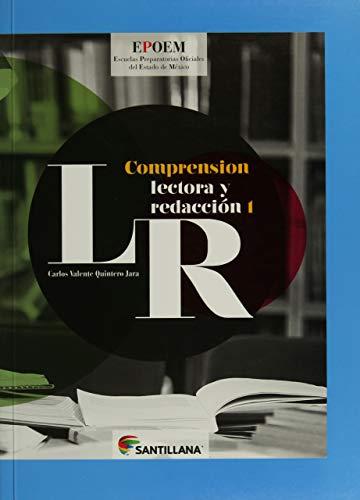 COMPRENSION LECTORA Y REDACCION 1. BACHILLERATO: QUINTERO JARA, CARLOS