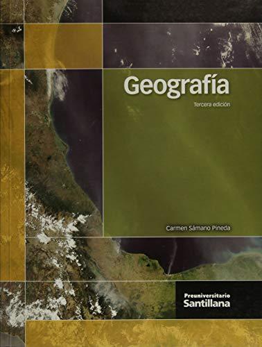 9786070117091: GEOGRAFIA. BACHILLERATO / 3 ED.