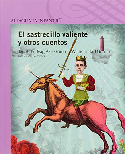 9786070118357: El sastrecillo valiente y otros cuentos / The Valiant Little Tailor and Other Stories (Spanish Edition) (Serie Morada)