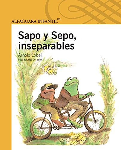 9786070122071: SAPO Y SEPO INSEPARABLES