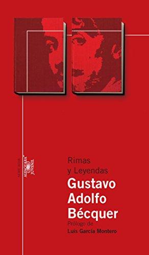 9786070122187: Rimas y Leyendas (Serie Roja) (Spanish Edition)