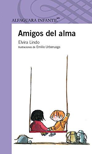 9786070123467: Amigos del alma /Bosom Buddies (Serie Morada) (Spanish Edition)