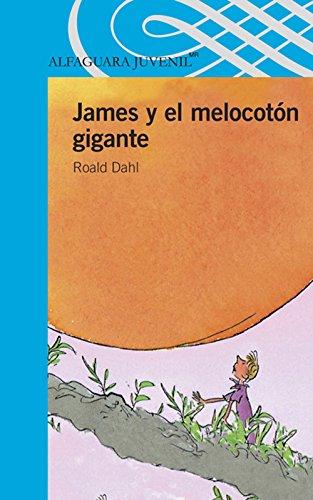 9786070123764: JAMES Y EL MELOCOTON GIGANT