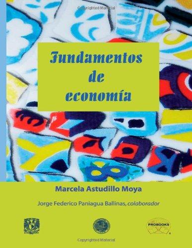 9786070229749: Fundamentos de economia
