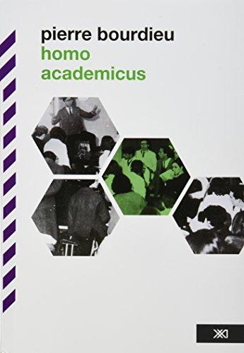 9786070301087: Homo Academicus