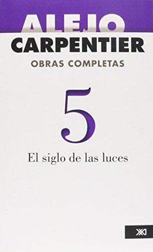 OBRAS COMPLETAS VOL. 5 EL SIGLO DE: Varios