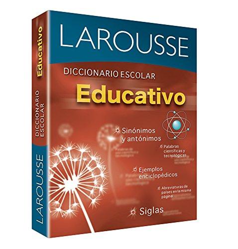 Diccionario Escolar Educativo: Editors of Larousse
