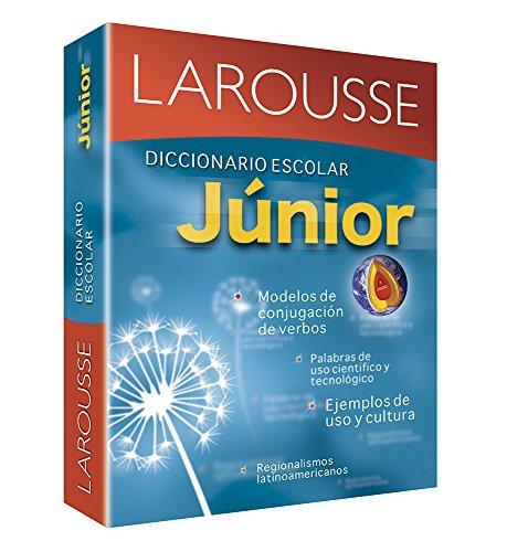9786070400438: Diccionario Escolar Junior: Larousse Junior School Dictionary (Spanish Edition)