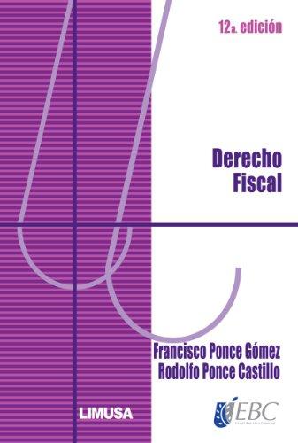 9786070501227: derecho fiscal