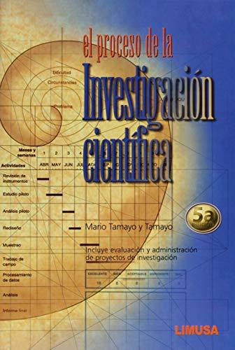 9786070501388: El Proceso de la Investigacion Cientifica