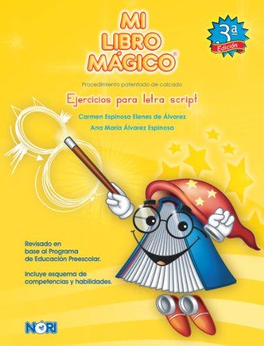 Ejercicios para letra Script / Script Letter: Ana Maria Alvarez
