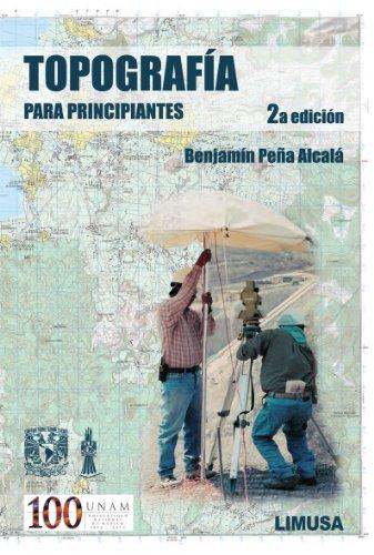 9786070502170: Topografia para principiantes / Topography for Beginners (Spanish Edition)