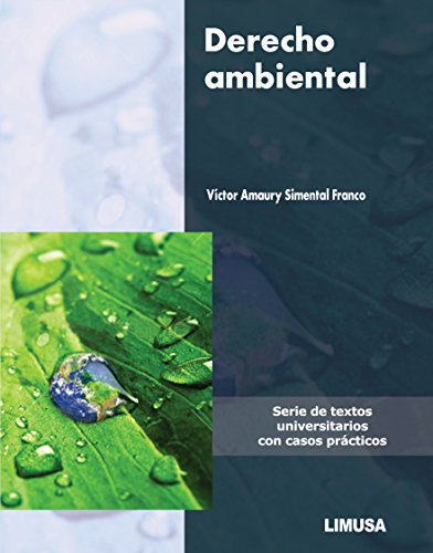 9786070502224: Derecho ambiental / Environmental law (Spanish Edition)
