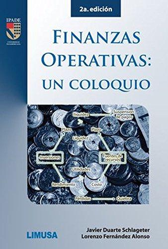 9786070503054: FINANZAS OPERATIVAS:UN COLOQUIO.