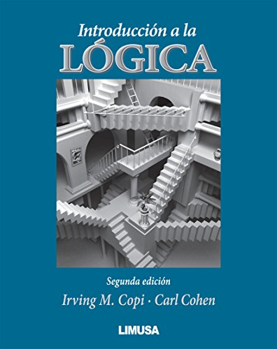 INTRODUCCION A LA LOGICA: COPI, IRVING M.