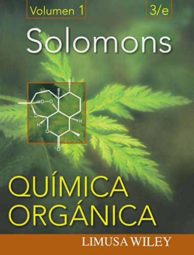 9786070506963: SOLOMONS QUIMICA ORGANICA VOLUMEN 1