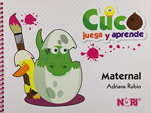 9786070507311: CUCO JUEGA Y APRENDE, MATERNAL