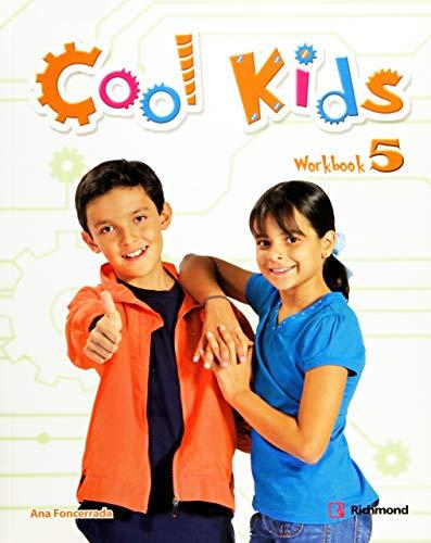 9786070603921: Cool Kids 5 Workbook (Em Portuguese do Brasil)