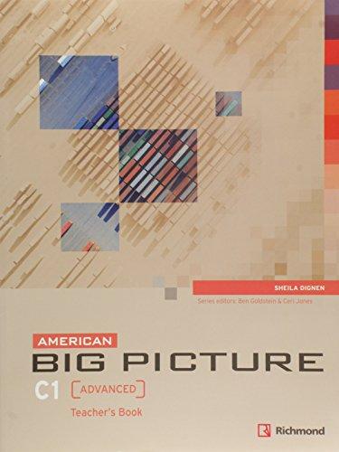 9786070608773: American Big Picture C1. Teacher's Book (Em Portuguese do Brasil)