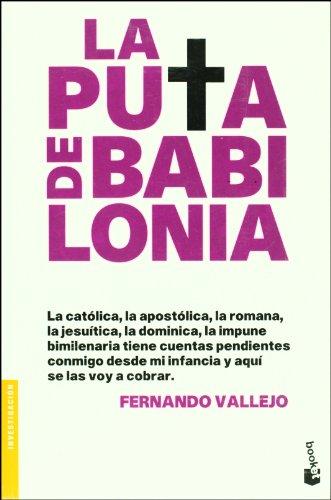 9786070701894: La puta de Babilonia (Spanish Edition)