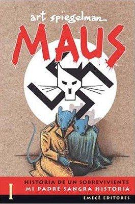 Maus I: Historia de un sobreviviente (Spanish Edition): Spiegelman, Art