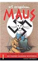 Maus - Historia de un Sobreviviente: Art Spiegelman