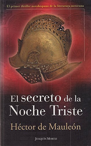 9786070702273: El secreto de la noche triste (Spanish Edition)