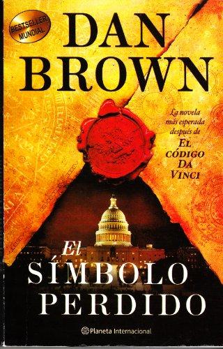 9786070702716: El simbolo perdido (Spanish Edition)