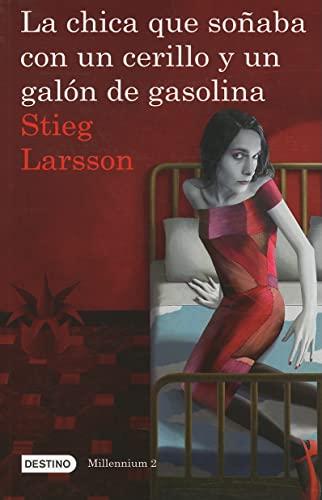 La Chica Que Sonaba Con un Cerillo: Stieg Larsson