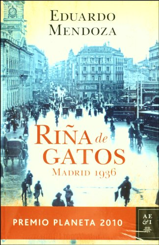 9786070705984: Rina de Gatos, Madrid 1936 (Spanish Edition)