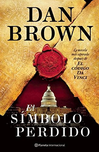 9786070706127: El Simbolo Perdido  (MM) (Spanish Edition)