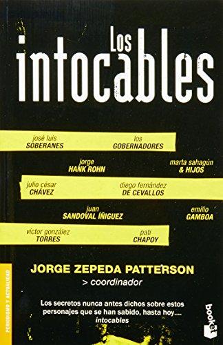 INTOCABLES, LOS: ZEPEDA PATTERSON, JORGE