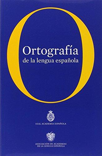 9786070706530: Ortografía de la Lengua Española, Spanish Edition (Real Academia Espanola)