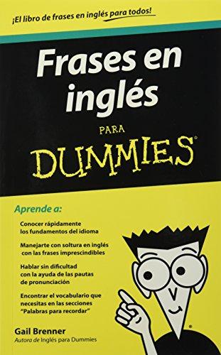 9786070707520: Frases en Ingles para Dummies (Spanish Edition)