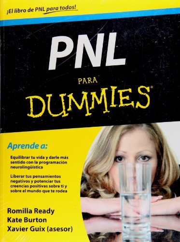 9786070707537: PNL para Dummies (Spanish Edition)