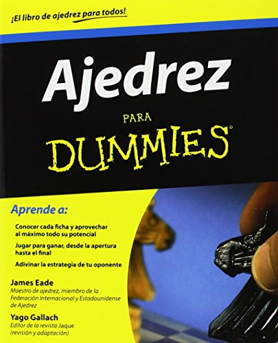 9786070707568: Ajedrez para dummies (Spanish Edition)