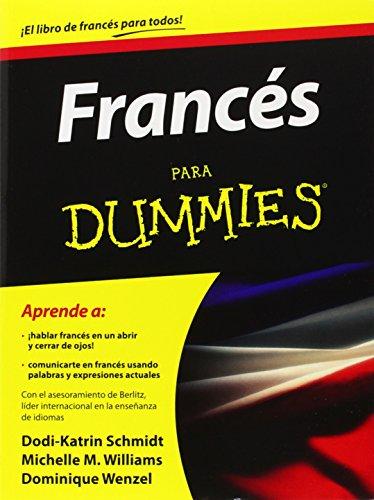9786070708749: Frances para Dummies (Spanish Edition)