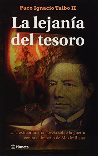 9786070709012: La lejania del tesoro (Spanish Edition)