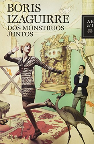 9786070709357: Dos monstruos juntos/Two Monsters Together