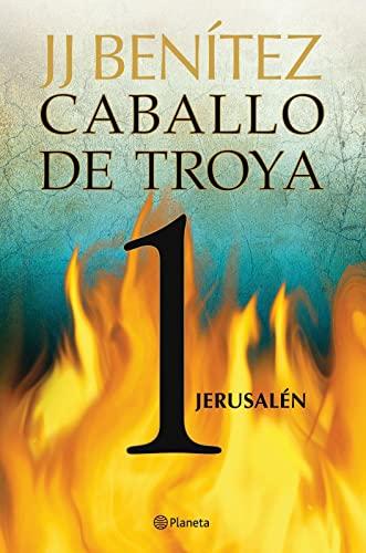 9786070709548: Caballo de Troya 1. Jerusalén (NE) (Caballo de Troya / Trojan Horse) (Spanish Edition)