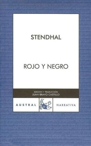 9786070709753: Rojo y Negro (Ed. Conaculta)