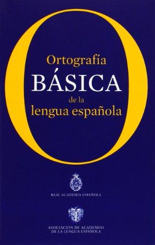 9786070710698: Ortografia basica de la lengua española