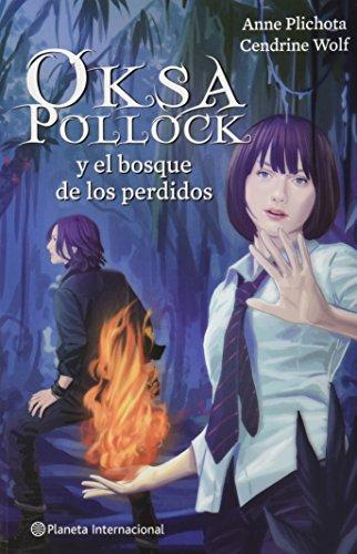 9786070711404: Oksa Pollock y el bosque de los perdidos (Spanish Edition)