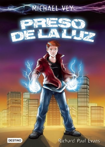 9786070711824: Michael Vey: Preso de la luz (Spanish Edition)